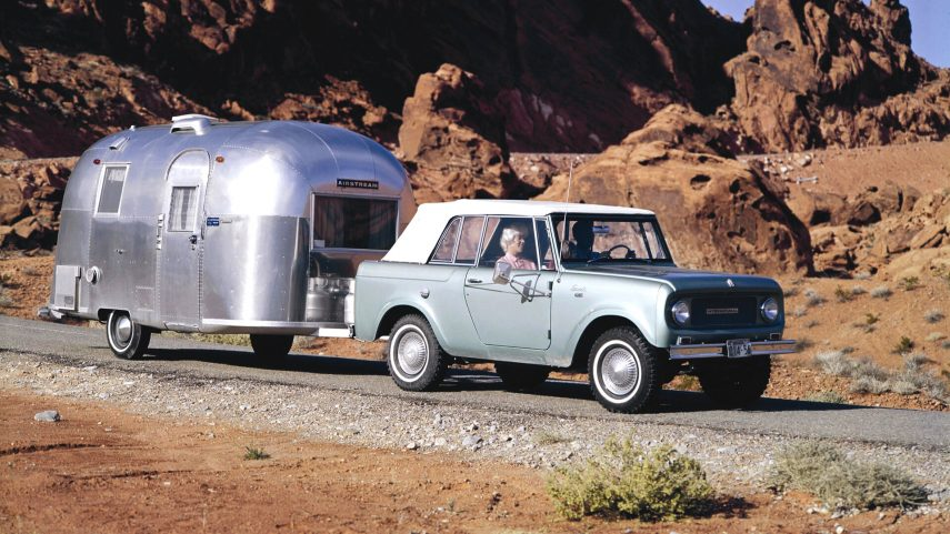 Coche del día: International Harvester Scout
