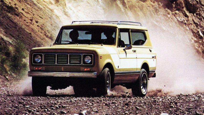 1976 International Harvester Scout II 1