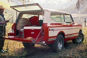 1976 International Harvester Scout II 2