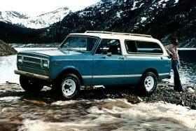 1980 International Harvester Scout II Traveler