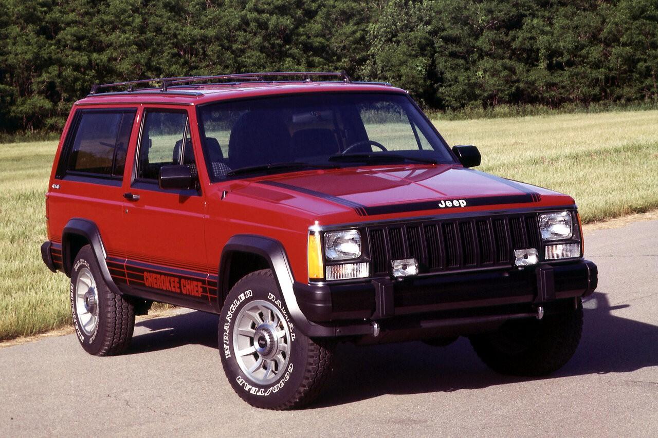 Coche del día: Jeep Cherokee (XJ)