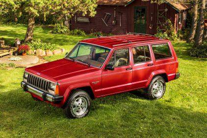 1984 Jeep Cherokee Pioneer 1