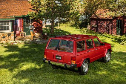 1984 Jeep Cherokee Pioneer 2