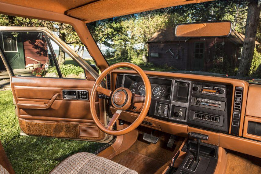 1984 Jeep Cherokee Pioneer 3