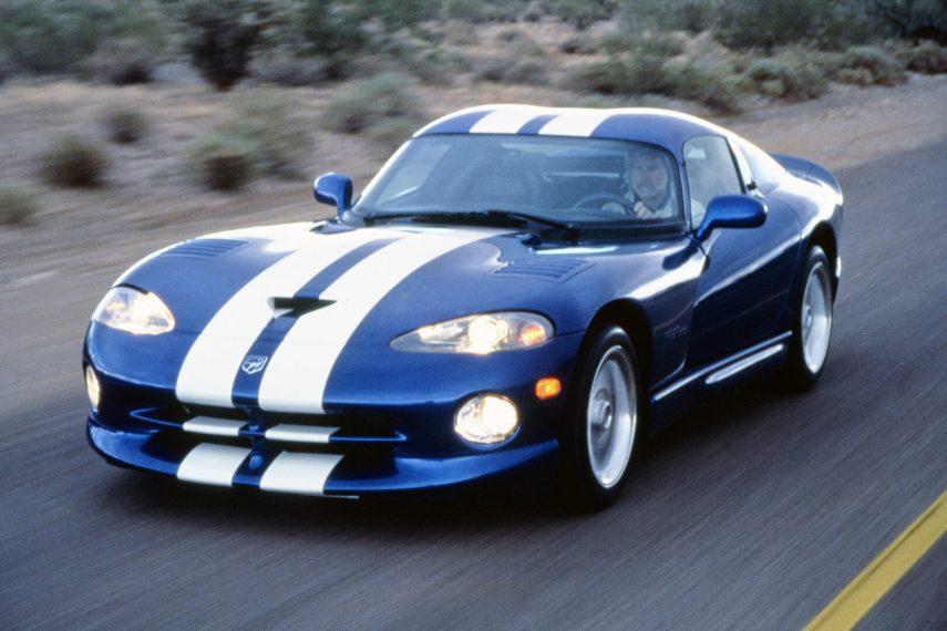 Coche del día: Dodge Viper GTS (SR II)