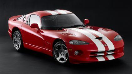 2002 Dodge Viper GTS Final Edition 1