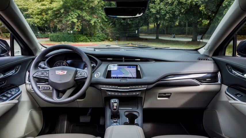 2021 Cadillac XT4 Estados Unidos (10)