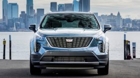 2021 Cadillac XT4 Estados Unidos (4)
