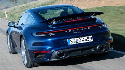 21 Porsche 911 Turbo S