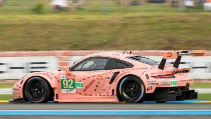 22 Porsche 911 RSR M20 LM