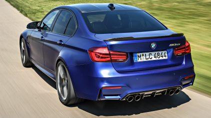 23 BMW M3 CS