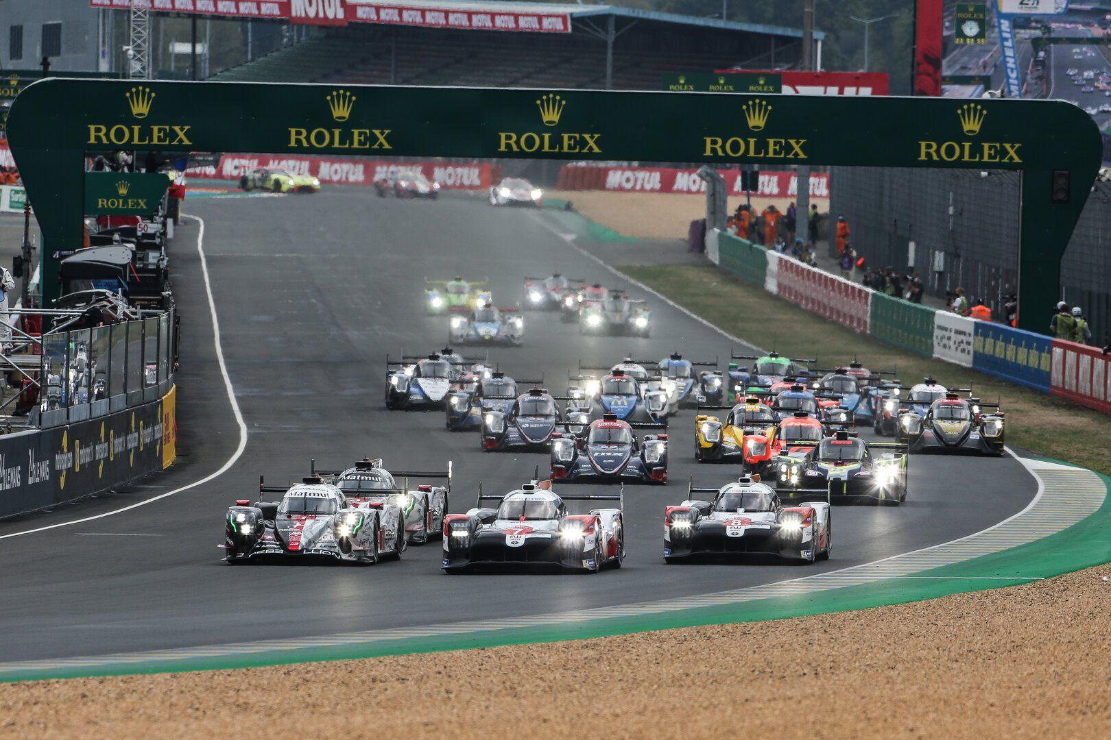 24 horas Le Mans 2020 2