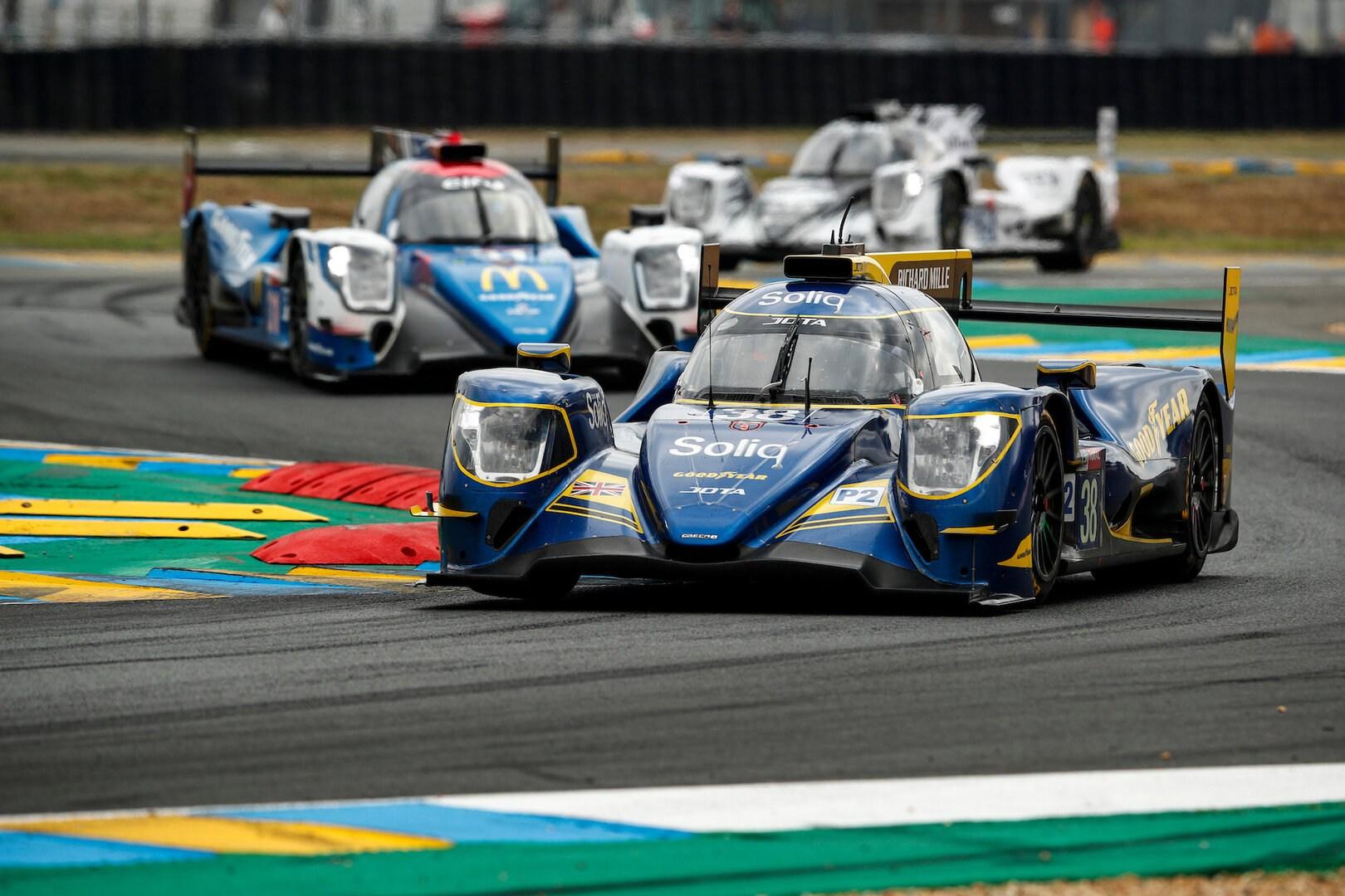 24 horas Le Mans 2020 3