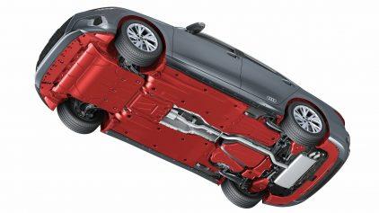 40 Fondo Audi A3 sedan