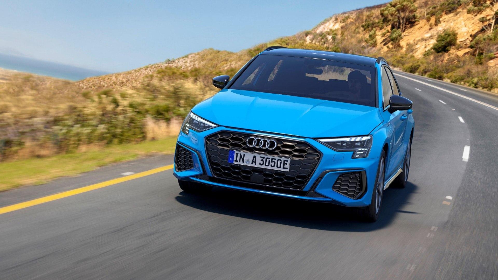 Audi A3 Sportback 40 TFSIe, así es la nueva vertiente híbrida enchufable