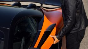 Belstaff X McLaren Collection Hybrid Leather Jacket