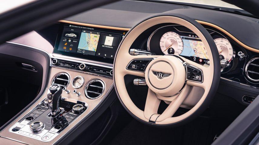 Bentley Continental GT Mulliner 2020 (5)