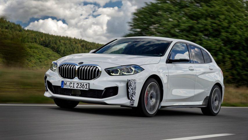 "BMW 128ti, diseñado para ofrecer ""placer de conducción"""