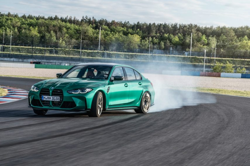BMW M3 Competition 2021 (58)