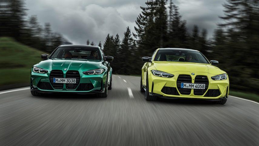 Nuevos BMW M3 y M4: lo mejor está donde los ojos no alcanzan a ver