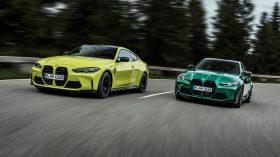 BMW M3 y BMW M4 Competition 2021 (2)