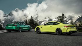 BMW M3 y BMW M4 Competition 2021 (4)