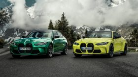 BMW M3 y BMW M4 Competition 2021 (5)