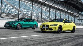 BMW M3 y BMW M4 Competition 2021 (6)
