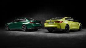 BMW M3 y BMW M4 Competition 2021 (7)