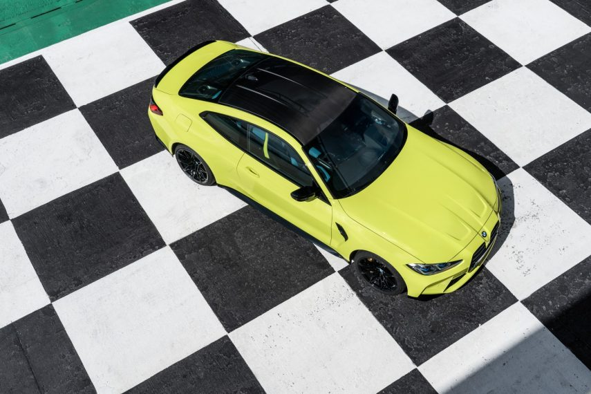BMW M4 Competition 2021 (49)