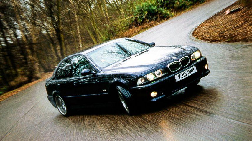Coche del día: BMW M5 (E39)