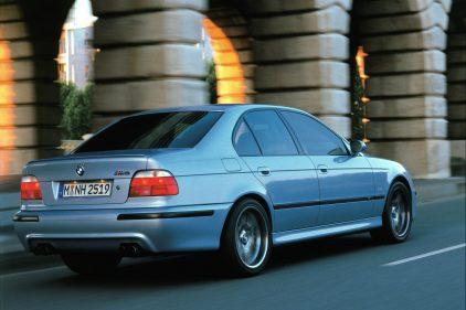 BMW M5 E39 3
