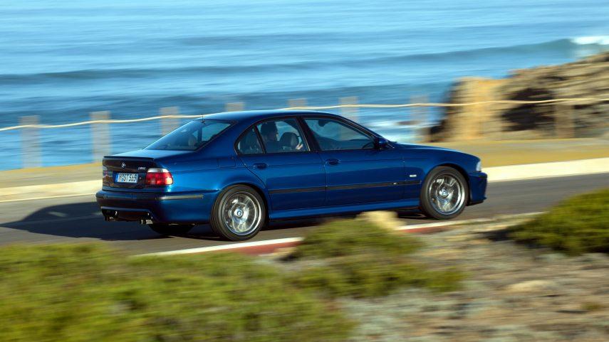 BMW M5 E39 4