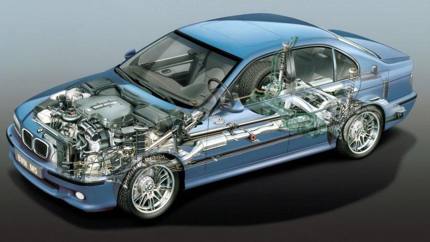 BMW M5 E39 5