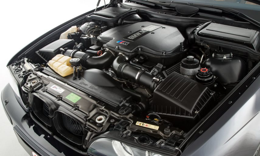 BMW M5 E39 6