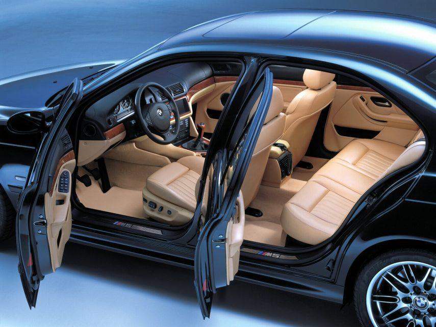 BMW M5 E39 7
