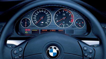 BMW M5 E39 8