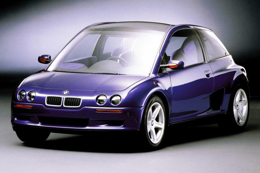 Coche del día: BMW Z13 Concept