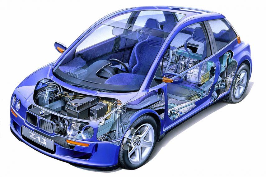 BMW Z13 Concept 6