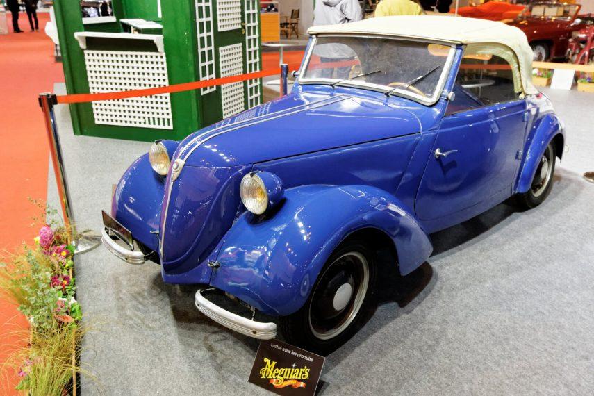 CGE Type TB Cabriolet Tudor azul 1