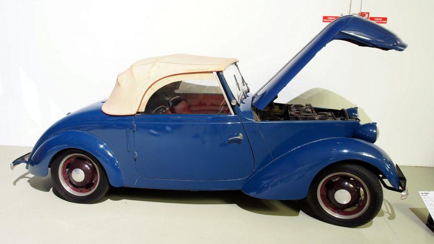 Coche del día: CGE Type TB Cabriolet Tudor