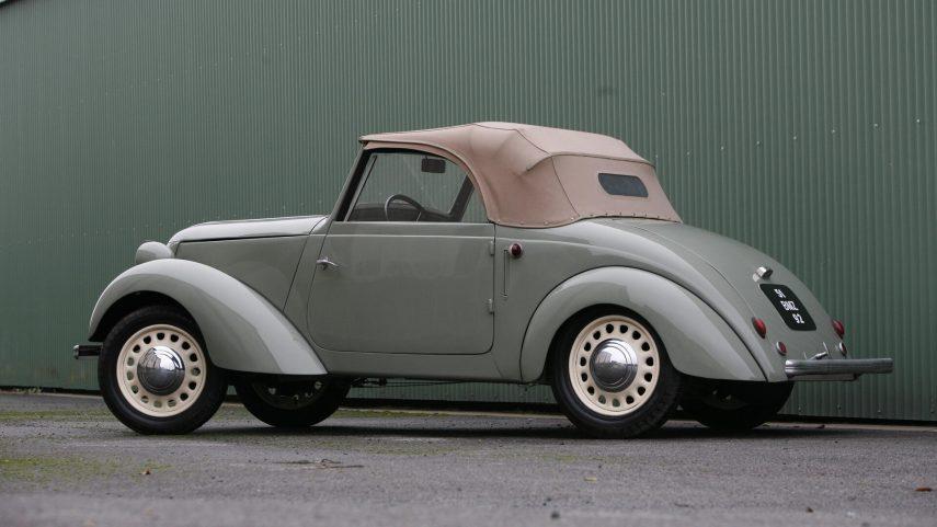 CGE Type TB Cabriolet Tudor verde 2