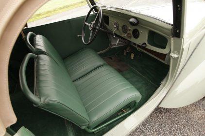 CGE Type TB Cabriolet Tudor verde 3