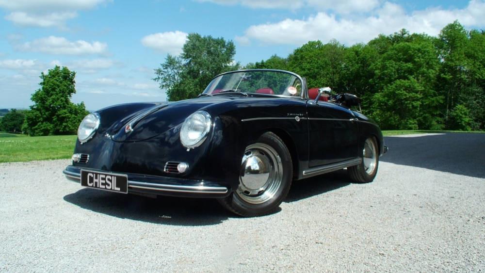 Chesil Speedster, una réplica del Porsche 356 sobre chasis de Volkswagen Beetle