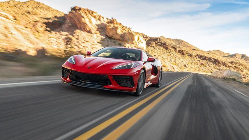 ¿Habrá un Corvette electrificado? Algunos indicios apuntan hacia esa posibilidad