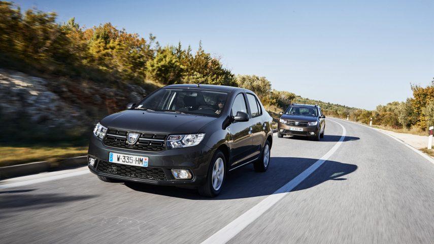 Dacia Logan, el coche anticrisis que sigue resistiendo con menos versiones