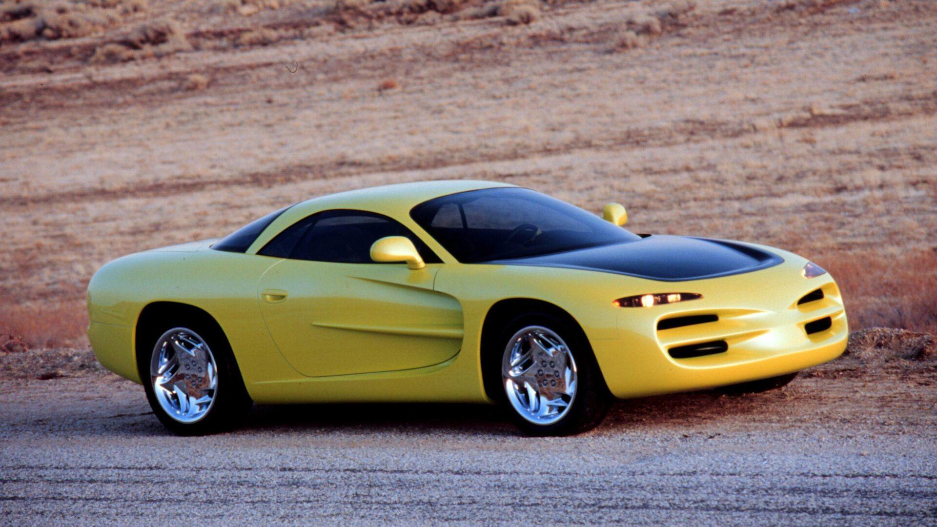 Coche del día: Dodge Venom Concept
