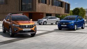 Familia Dacia Logan Sandero 2021 (1)
