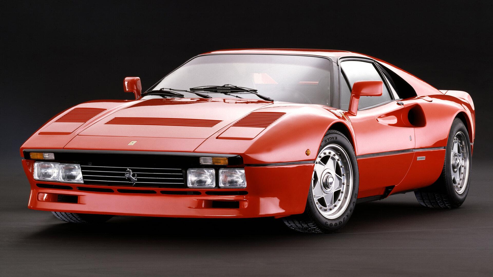 Coche del día: Ferrari 288 GTO