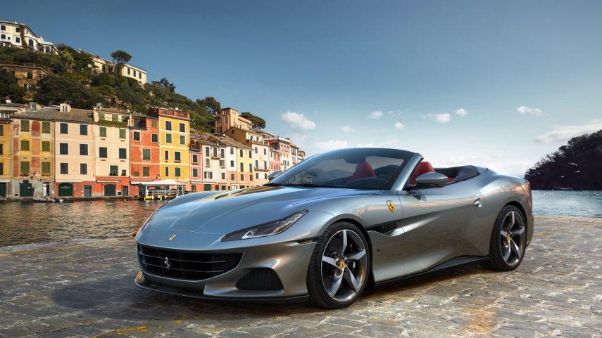 El nuevo Ferrari Portofino M trae novedades y un extra de potencia